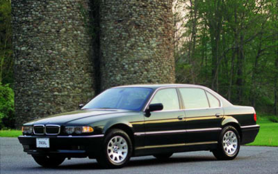 Used BMW 740il Parts For Sale