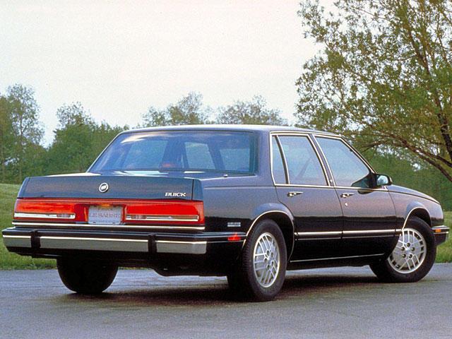 Buick Lesabre on 1989 Buick Lesabre Le