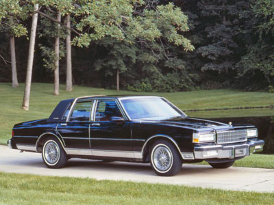 Looking for inexpensive used Chevrolet Caprice Classic Brougham parts