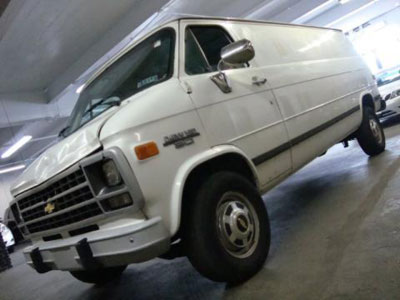 Used Chevrolet G30 Van Parts For Sale