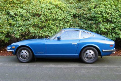 Used Datsun 240z Parts For Sale