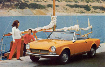 fiat 124 spider used fiat 124 spider parts for sale 1980 fiat spider wiring diagram at crackthecode.co