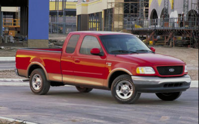 Ford F-150 Pickup Super CAB