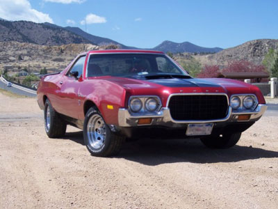 used ford ranchero 500 parts for sale