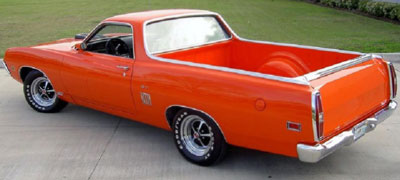 used ford ranchero gt parts for sale