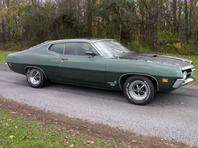 Used Ford Torino Cobra Parts For Sale