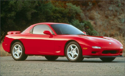 Used Mazda RX-7 Parts For Sale