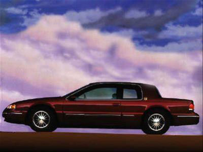 Mercury Cougar 30th Anniversary