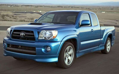 Used Toyota Tacoma XRunner Parts For Sale