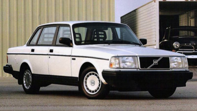 Used Volvo 240 Parts For Sale