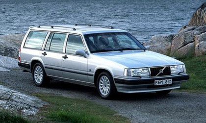 Volvo 940 Wagon Parts Used Volvo 940 Parts For Sale